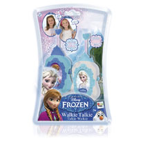 - Disney Frozen walkie talkie