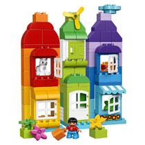 - LEGO Duplo creatieve bouwdoos 10854