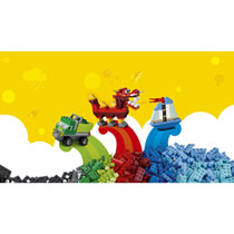 10704 LEGO CLASSIC CREATIEVE DOOS