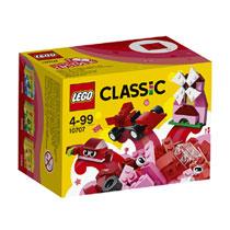 LEGO Classic creatieve bouwdoos 10707 - rood