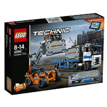 LEGO Technic containertransport 42062