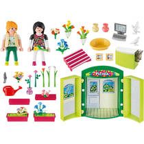 PLAYMOBIL City Life bloemenwinkel 5639
