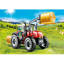 PLAYMOBIL 6867 GROTE RODE TRACTOR