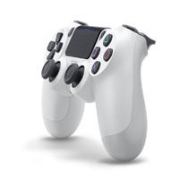 - PlayStation 4 DualShock Controller Wit V2
