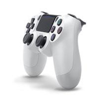 - PlayStation 4 DualShock Controller Wit V2
