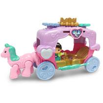 VTech Vrolijke Vriendjes speelset magische koets + prinses Tess