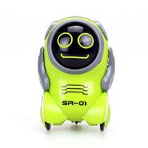 Silverlit PokiBot robot- 8 cm - groen