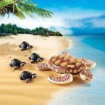 PLAYMOBIL Family Fun zeeschildpadden 9071