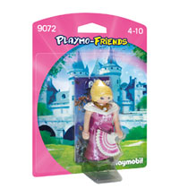 PLAYMOBIL Playmo-Friends danseres met waaier 9072