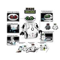 MAZE BREAKER ROBOT WHITE