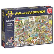 JAN VAN HAASTEREN VAKANTIEBEURS 1000ST