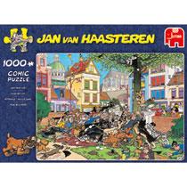 JAN VAN HAASTEREN VANG DIE KAT! 1000 ST