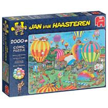 JVH BALLONFESTIVAL 2000 STUKJES