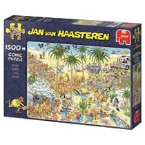 JAN VAN HAASTEREN DE OASE 1500 STUKJES