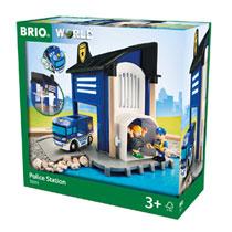 BRIO politiestation 33813