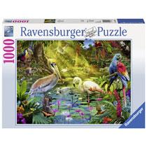 Ravensburger puzzel Vogelsparadijs - 1000 stukjes