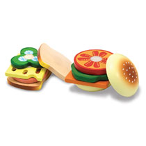 HOUTEN SANDWICH MAKEN