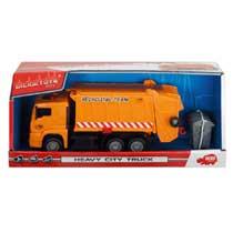 Heavy trucks - 20 cm