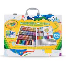 Kleurkoffer inspiratie 150 stuks