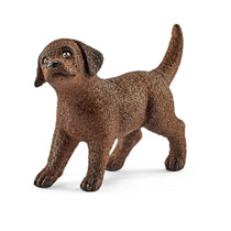 Schleich Farm World Labrador Retriever pup 13835