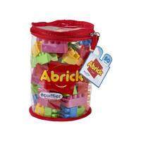Abrick bouwblokken 50-delig