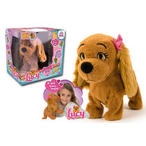 PLUCHE HOND LUCY