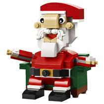 40206 LEGO KERSTMAN