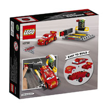 L 10730 LIGHTNING MCQUEEN SPEED LAUNCHER