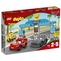 LEGO DUPLO Disney Cars Piston Cup race 10857