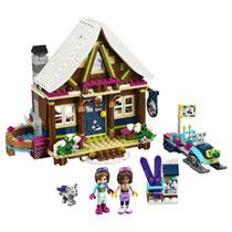 LEGO 41323 Snow Resort Chalet