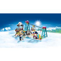 L 41324 Wintersport skilift