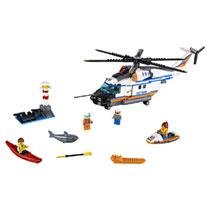 L 60166 Zware reddingshelikopter