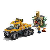 LEGO 60159 Jungle Halftrack Mission