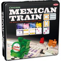 Tactic Mexican Train tin box