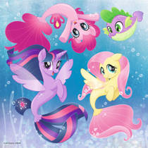 MY LITTLE PONY 3X49 ST