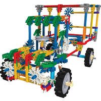K'NEX BUILDING SET - 375PCS DELUXE