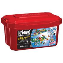 K'NEX Deluxe bouwset - 375 stuks