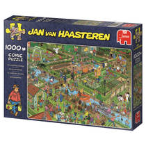 JVH - THE VEGETABLE GARDEN (1000 PCES)