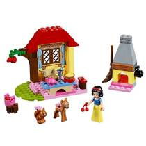 LEGO 10738 SNEEUWWITJES BOSHUT JUNIORS
