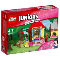 LEGO Juniors Disney Sneeuwwitjes boshut 10738