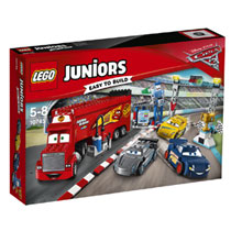 LEGO Juniors Disney Cars Florida 500 finalerace 10745