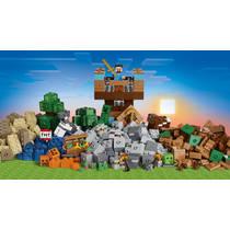 LEGO MINECRAFT 21135 DE CRAFTING-BOX