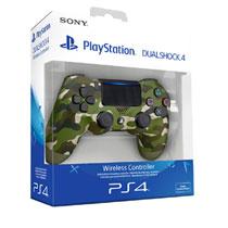 PS4 DUALSHOCK CONTROLLER GREEN CAMO V2