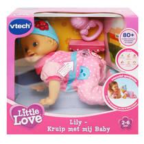 VTECH LITTLE LOVE KRUIP MET MIJ BABY
