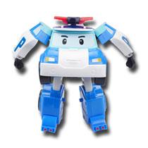 ROBOCAR POLI TRANSFORMING ROBOT - POLI