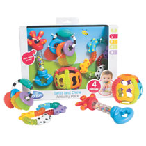 TWIST AND CHEW ACTIVITY PACK