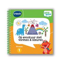 VTech MagiBook activiteitenboek: op avontuur met vormen & kleuren
