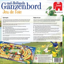 OUD HOLLANDS GANZENBORD