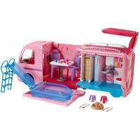 Barbie Droomcamper speelset - roze