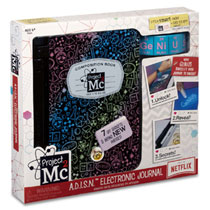 Project MC2 A.D.I.S.N. dagboek